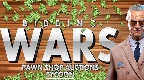 Bidding wars: Pawn shop auctions tycoon screenshot 1
