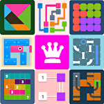 Puzzledom: Classic puzzles all in one Symbol