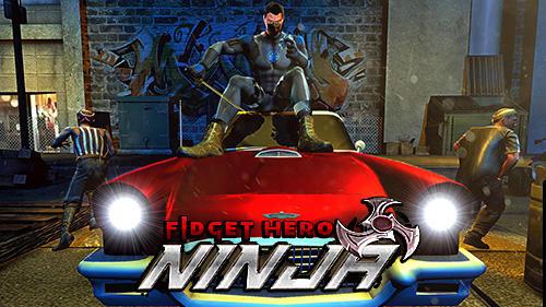 Иконка Fidget hero ninja