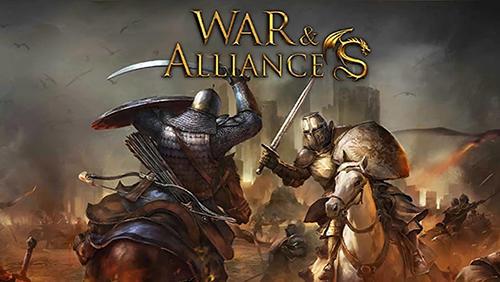 War and alliances Symbol