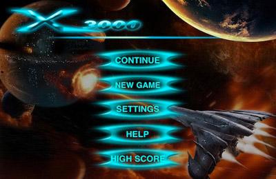logo X3000