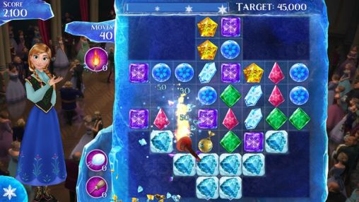 Frozen: Free fall for Android