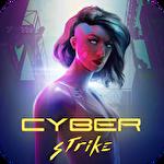 Cyber strike: Infinite runner icon