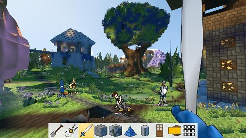 Angeldust capture d'écran 1