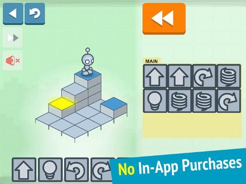 Lightbot junior: Coding puzzles для Android