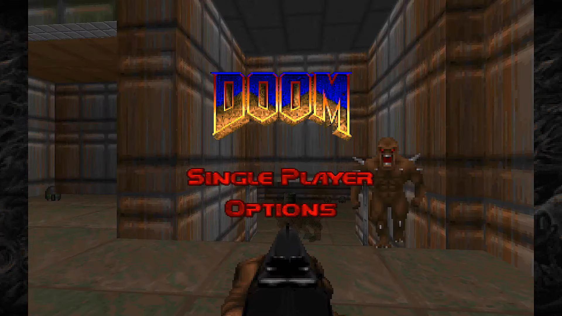 Doom screenshot 1