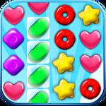 Candy burst icono