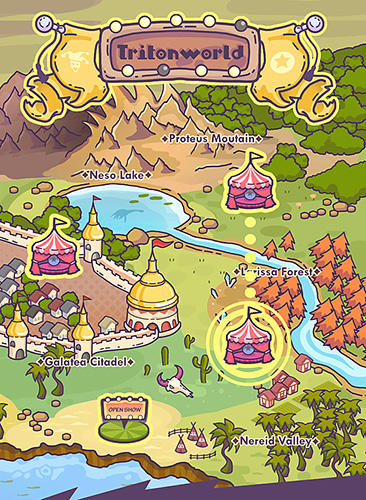 Sin circus: Animal tower screenshot 2