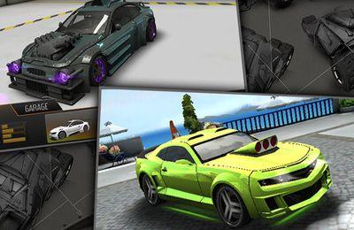Drag Rennen Online für iPhone