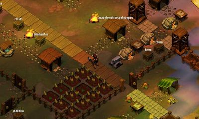 Krafteers - Tomb Defenders pour Android