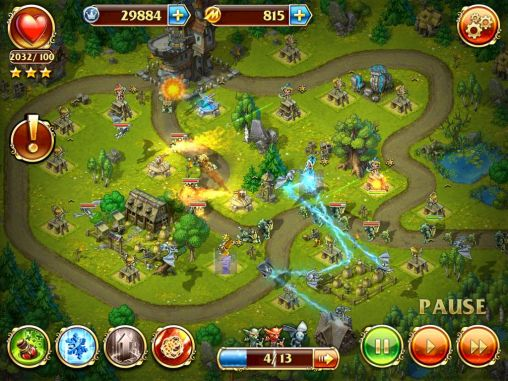 Toy defense 3: Fantasy screenshot 3