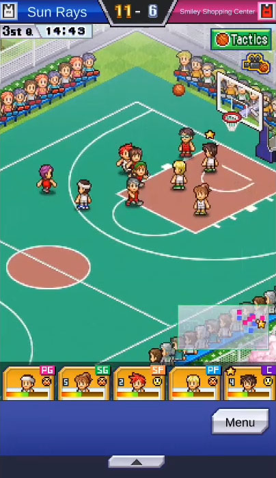 Basketball Club Story para Android