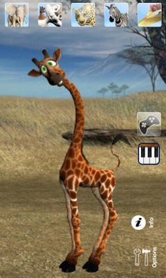 Talking George The Giraffe para Android