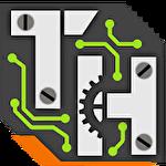 True hacker: Puzzle quest icon