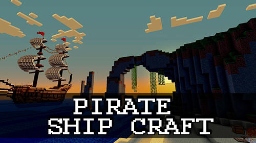 Pirate ship craft: Exploration and sea battles скріншот 1
