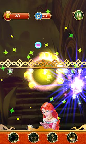 Princess bubble kingdom для Android