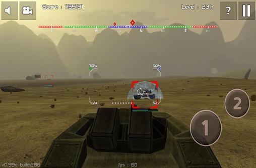 Armored forces: World of war screenshot 4
