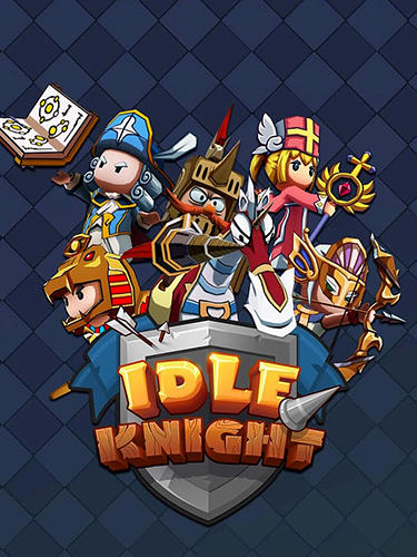 Idle knight: Fearless heroes скриншот 1