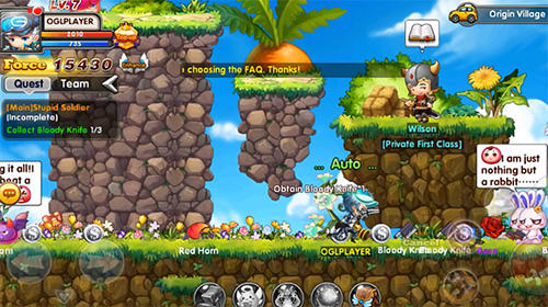 Starlight legend global: Mobile MMO RPG screenshot 3