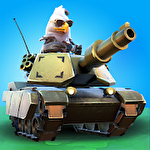 PvPets: Tank battle royale іконка
