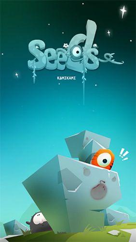 logo Seeds: Belebe die Erde