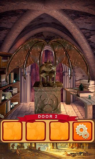 100 doors: World of history 2 скриншот 2