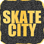 Skate city ícone