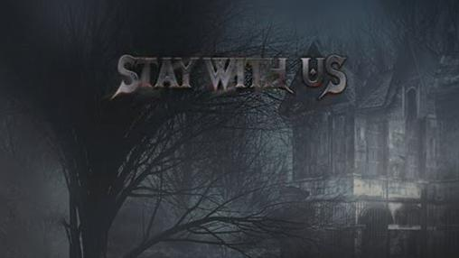 Stay with us Symbol