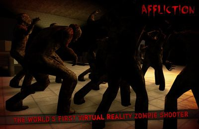 Screenshot Affliction: Zombie Rising on iPhone