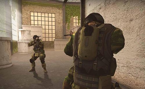 Kriegscode: Online Shooter für iPhone