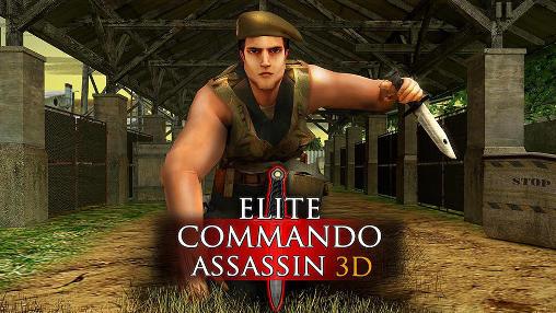 Elite commando: Assassin 3D ícone