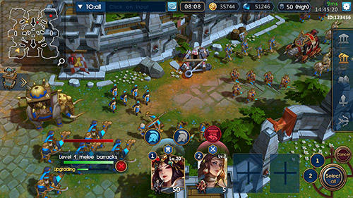 Empires: The rise für Android