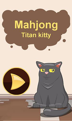 Mahjong: Titan kitty Screenshot