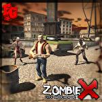 Zombie X: City apocalypse icône