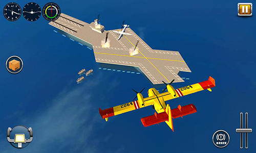 Flight captain 3D для Android