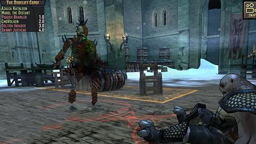 Heroes of dire Screenshot