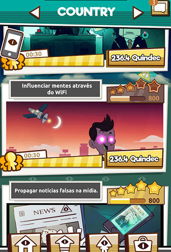 We are Illuminati: Conspiracy simulator clicker pour Android