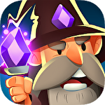 Spell heroes: Tower defense ícone