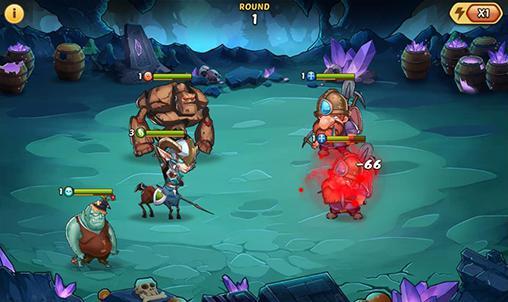 RPG Abwesende Helden für das Smartphone