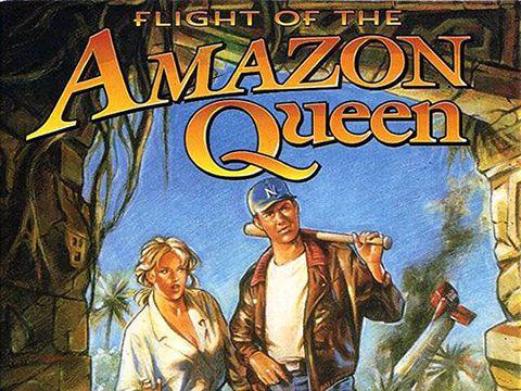 logo Vuelo de la reina del Amazona