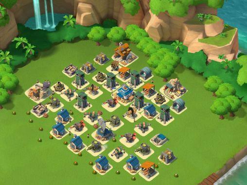 Boom beach screenshot 2