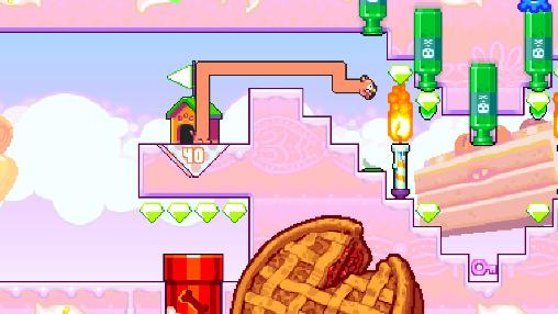 Silly sausage: Doggy dessert pour Android