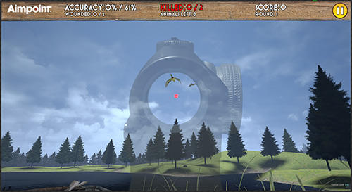 The driven hunt screenshot 1