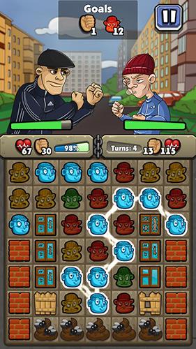 Kingpin: Puzzles adventure на русском языке