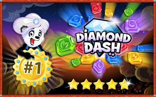 Diamond Dash скриншот 1