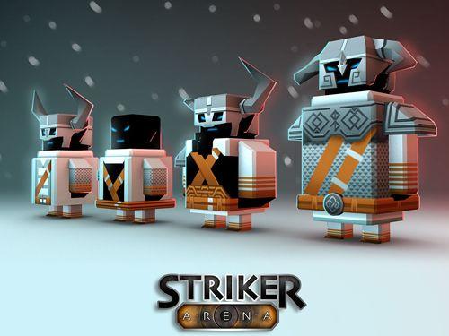 logo Striker Arena