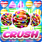 Cookie mania: Sweet match 3 puzzle icono