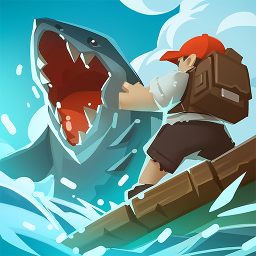 Epic Raft: Fighting Zombie Shark Survival Symbol
