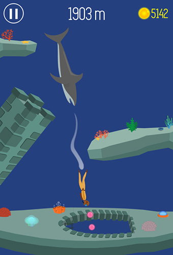 Dive для Android