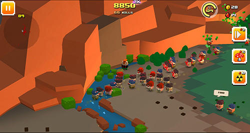 Zombie bloxx Screenshot